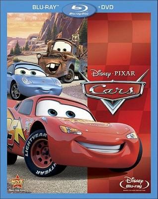 Cars (2 Discs)(Blu-ray/DVD)