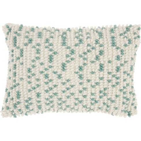 Indoor/Outdoor Dots Throw Pillow - Mina Victory - image 1 of 4