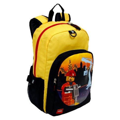LEGO® City Construction City Nights Heritage Classic Backpack - image 1 of 1