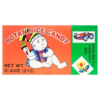 Botan Rice Candy - 0.75oz
