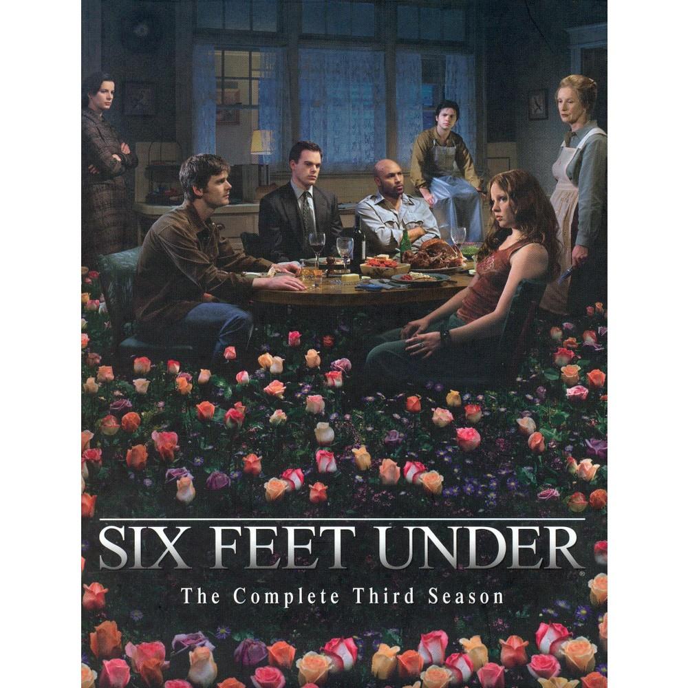 Six Feet Under: The Complete Third Season [5 Discs]