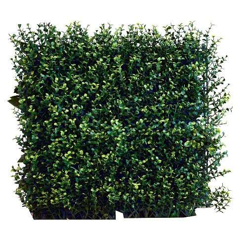 Greensmart Decor Artificial Ficus Spring Panel Set - Green - image 1 of 1