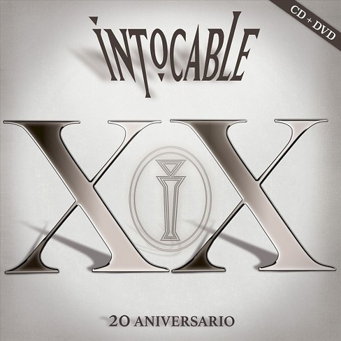 Intocable - XX (CD) - image 1 of 2