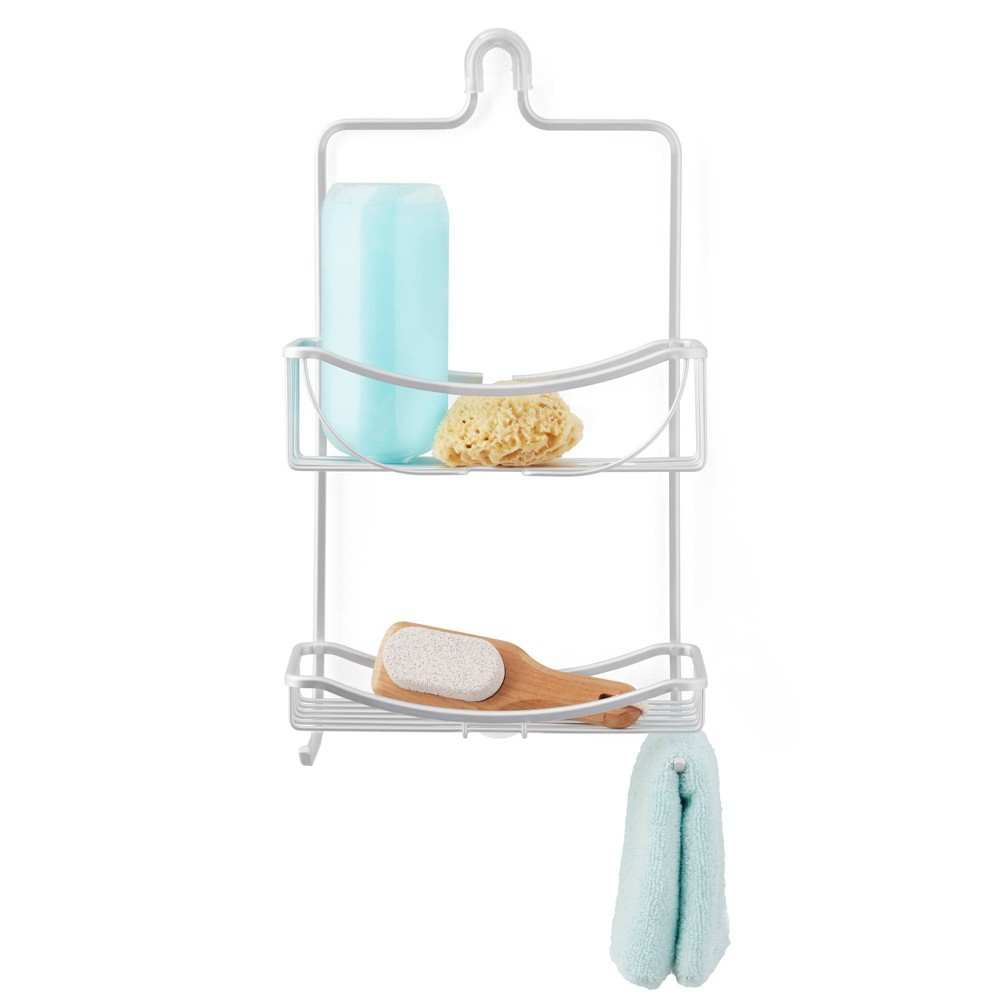Image of 2 Tier Venus Shower Caddy Aluminum - Better Living Products
