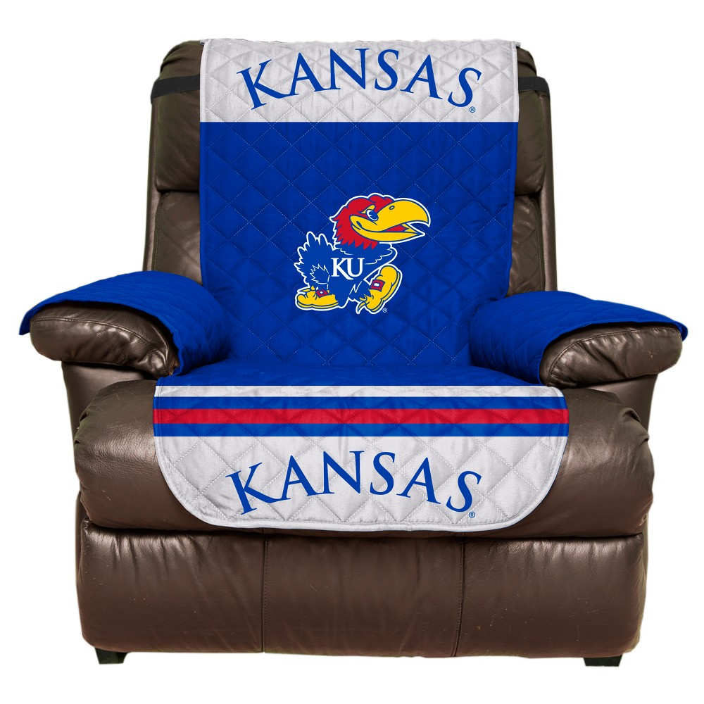NCAA Kansas Jayhawks Recliner Protector