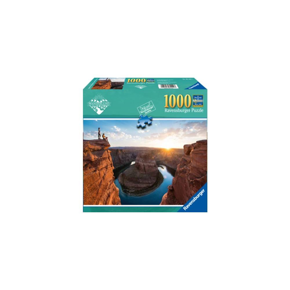 Ravensburger Canyon Sunrise 1000pc puzzle