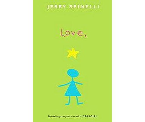 Love, Stargirl (Reprint) (Paperback) (Jerry Spinelli) - image 1 of 1