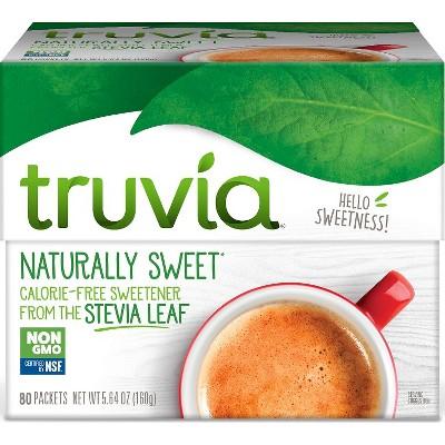 Truvia Calorie-Free Sweetener Packets - 80ct