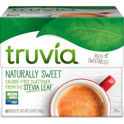 Truvia Calorie-Free Sweetener - 80ct