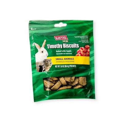Kaytee Timothy Baked Apple Small Animal Pet Treat - 3oz