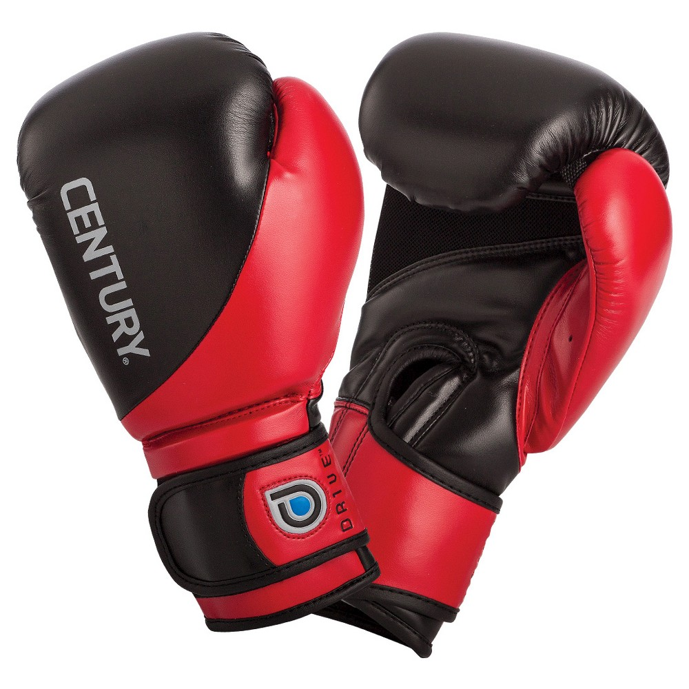 Century Drive Youth Boxing Glove - Red/Black 8oz