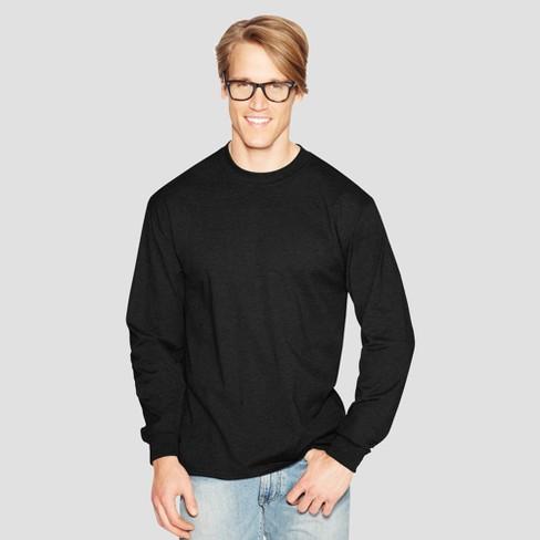 Hanes Men s Long Sleeve Beefy T-Shirt. Shop all Hanes 2b930de5668