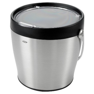 OXO Stainless Steel Ice Bucket
