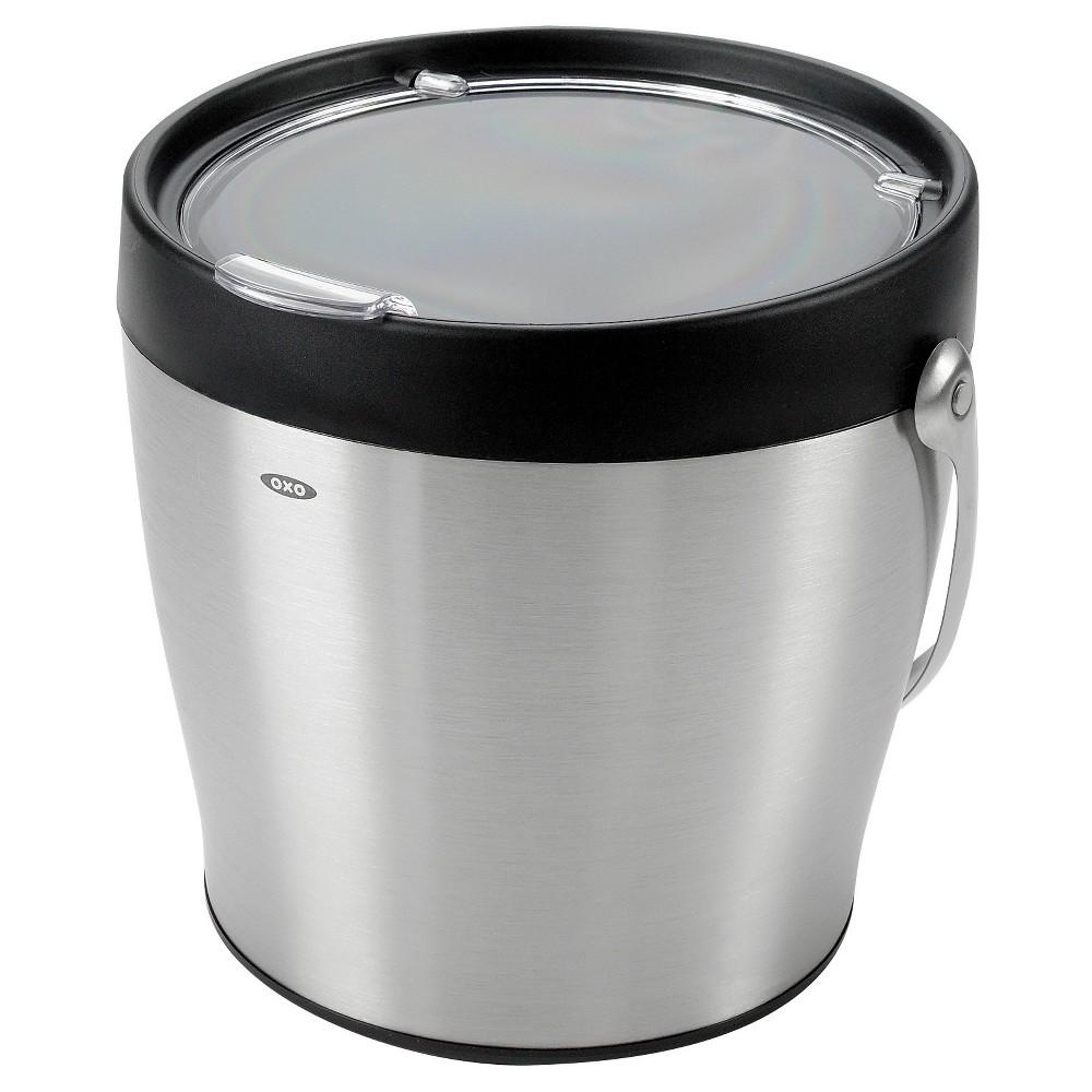 Image of OXO Stainless Steel Ice Bucket