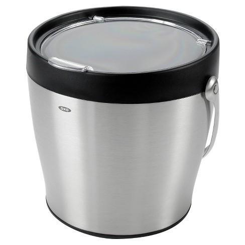 OXO Stainless Steel Ice Bucket - image 1 of 4