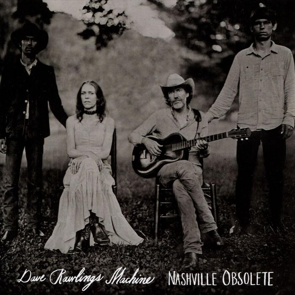 Dave Machi Rawlings - Nashville Obsolete (CD)