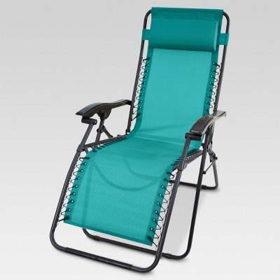Zero Gravity Lounger - Turquoise - Threshold™