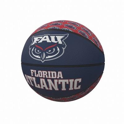 NCAA Florida Atlantic Owls Mini-Size Rubber Basketball