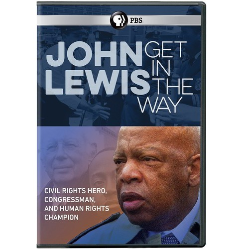John Lewis:Get In The Way (DVD) - image 1 of 1