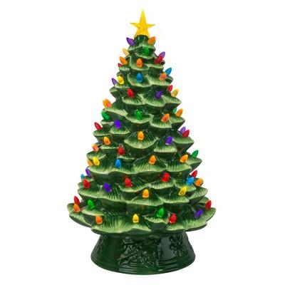 Mr. Christmas Ceramic Christmas Tree Green - Wondershop™
