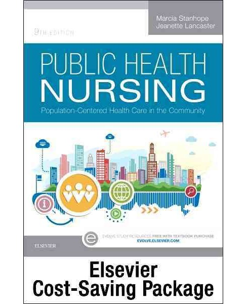 Public Health Nursing : Population-centered Health Care in the Community (Paperback) (Marcia Stanhope) - image 1 of 1