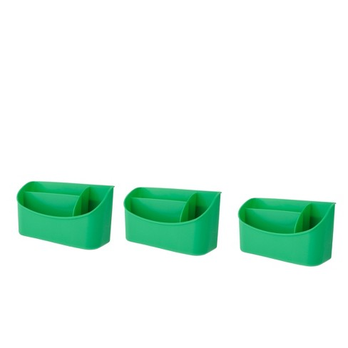3ct Magnetic Supply Caddy Green - Bullseye's Playground™ - image 1 of 1