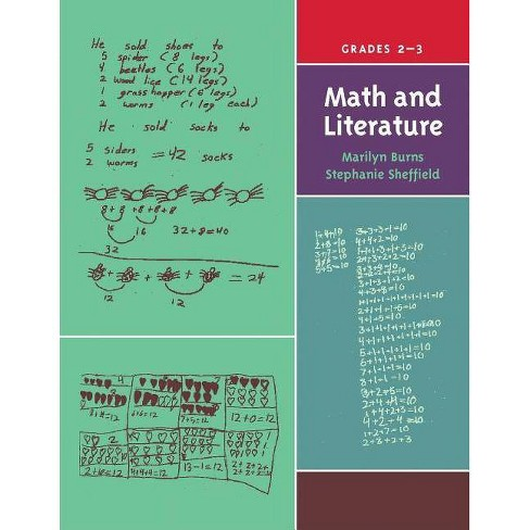 Math and Literature, Grades 2-3 - (Math & Literature (K-3)) by  Marilyn Burns & Stephanie Sheffield - image 1 of 1