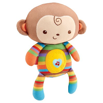 Fisher-Price My Little SnugaMonkey Sleepytime Plush