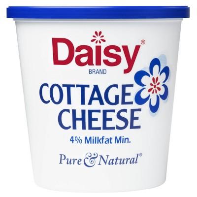 Daisy Brand 4% Milkfat Minimum Cottage Cheese - 24oz