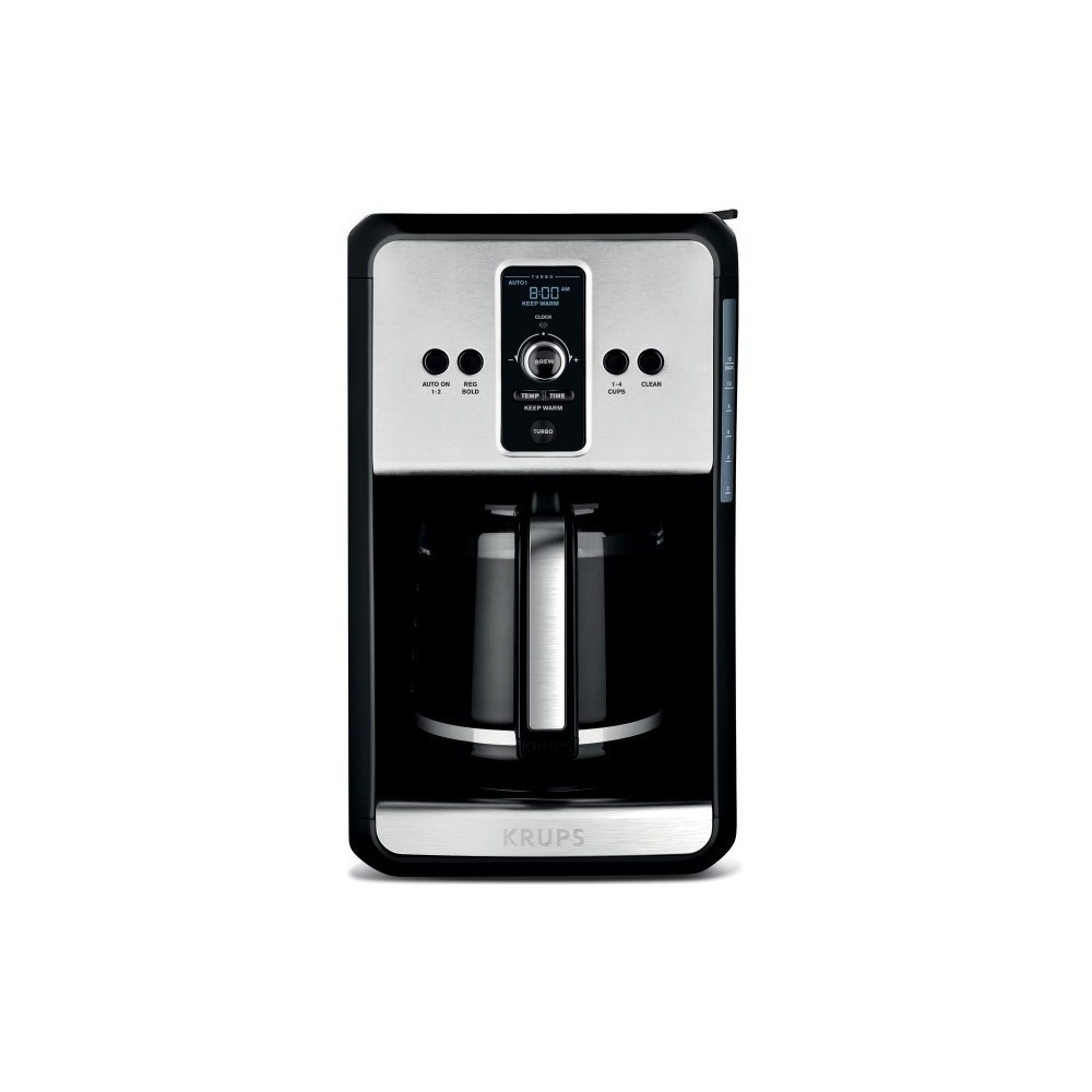 Image of Krups Coffee Maker, Silver