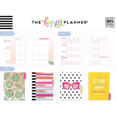 planners the happy planner white target