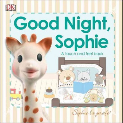 Sophie La Girafe: Good Night, Sophie - (Board Book)