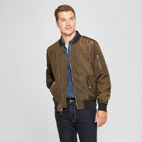 Goodfellow & Co Mens Lightweight MA-1 Bomber Jacket