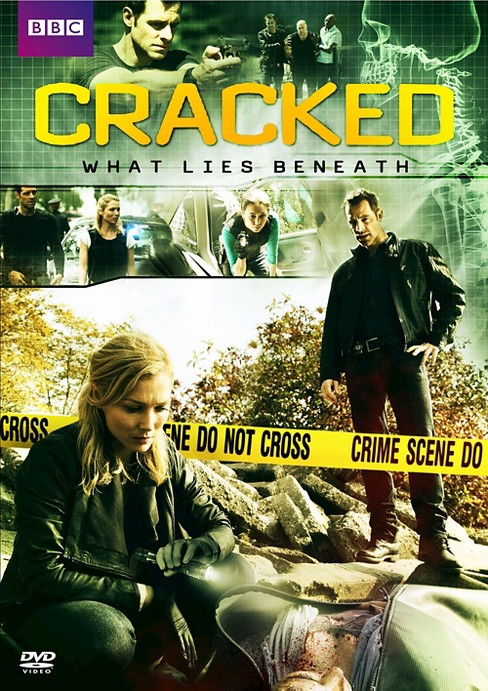 Cracked:What lies beneath (DVD) - image 1 of 1