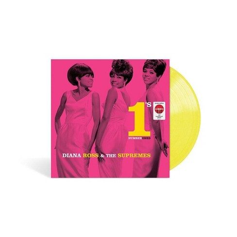 Diana Ross & The Supremes - Number 1's (Target Exclusive, Vinyl) - image 1 of 1
