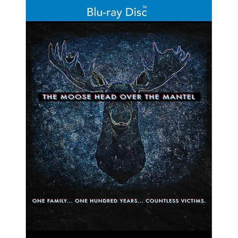 The Moose Head Over The Mantel (Blu-ray)(2019) - image 1 of 1