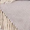 """50""""x60"""" Crosshatch Throw Blanket - Rizzy Home - image 2 of 3"""