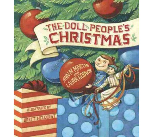 Doll People's Christmas (School And Library) (Ann M. Martin & Laura Godwin) - image 1 of 1