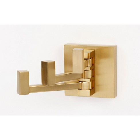 Alno A8485 Contemporary II Wall Mounted Triple Robe Hook - image 1 of 1