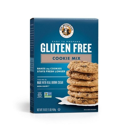 Baking Mixes: King Arthur Gluten Free Cookie Mix