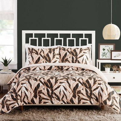 3pc Leaves Duvet Set - Teresa Chan for Makers Collective