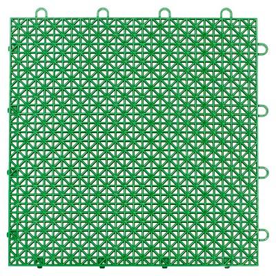 """12""""x12"""" Armadillo Floor Tile 9 Pack - Master Mark Plastics"""