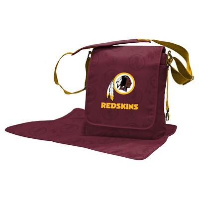 Washington Redskins LilFan Diaper Messenger Bag