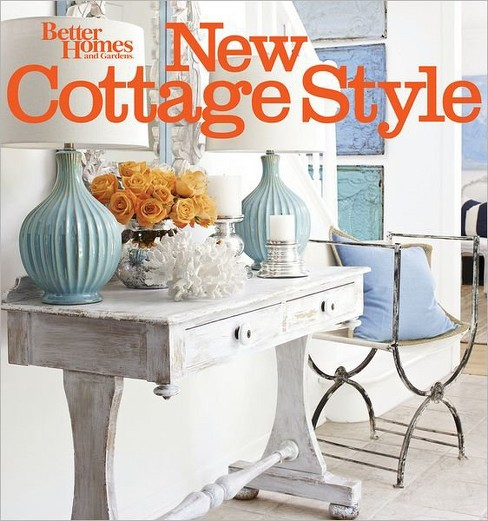 New Cottage Style (Paperback) (Better Homes & Gardens) - image 1 of 1