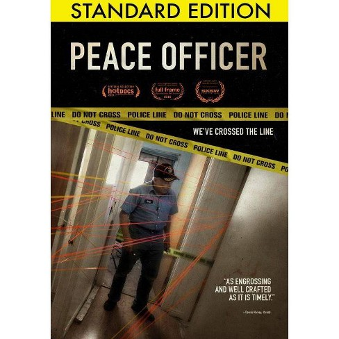Peace Officer (DVD) - image 1 of 1