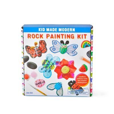 Kid Made Modern Rock Painting Kit