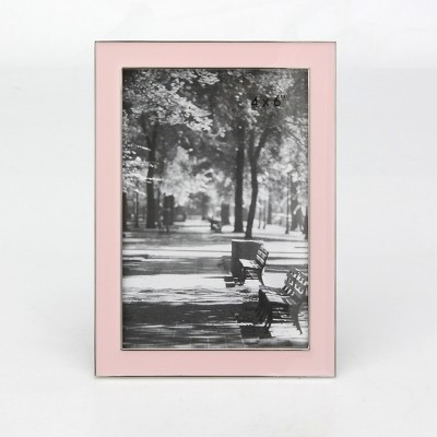 4  x 6  Metal Border Frame Pink - Project 62™