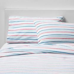 Super Striped Cotton Sheet Set - Pillowfort™