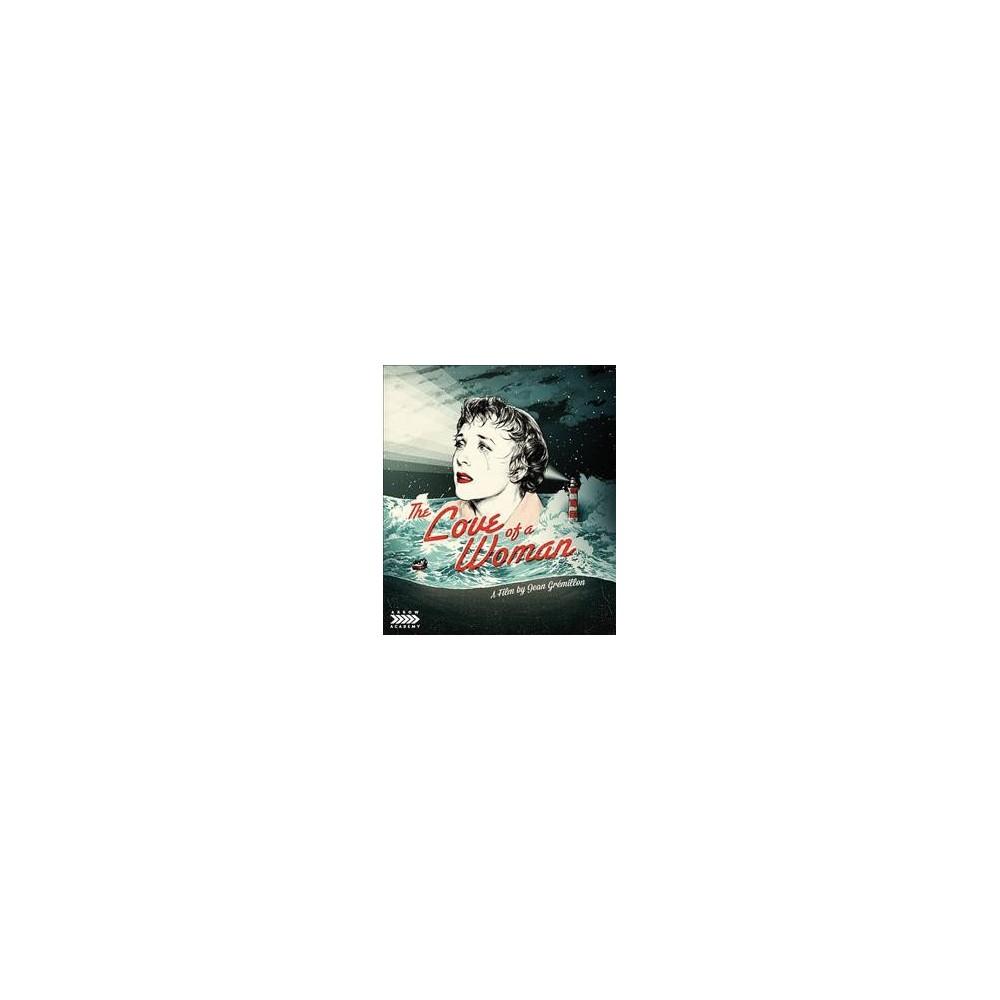 Love Of A Woman (Bd/Dvd Combo) (Blu-ray)