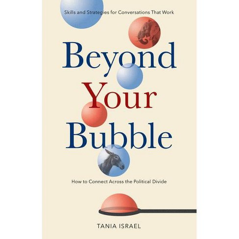 Beyond Your Bubble - by  Tania Israel (Paperback) - image 1 of 1